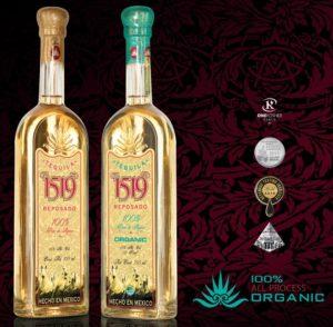 reposado 1519 organic
