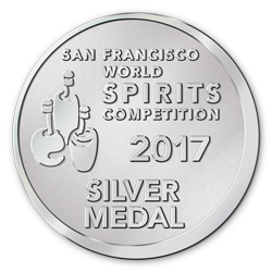 Winnaar 2017 San Francisco World Spirits Competition